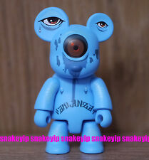 "Toy2R OXOP Series 3 Jeff Soto Blue Crier 2.5""Qee Bear 2007 MIB"