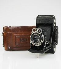 ZEISS IKON Super Ikonta 530/2 (C) Rangefinder Camera w/ Case c.1933-36 (QZ76)
