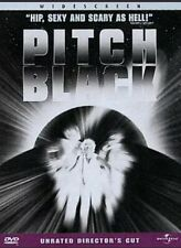 Pitch Black (Dvd, 2000, Widescreen, Unrated) New