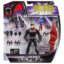 DC Universe Total Heroes ULTRA BATMAN BEYOND Deluxe Figure Mattel DCU RARE