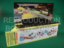 Dinky #297 Police Vehicles Gift Set - Reproduction Box by DRRB