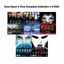 Once Upon a Time Complete Collection Series 1-5 DVD Season 1 2 3 4 5 UK Rel NEW