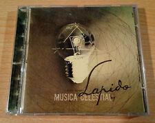 "JOSE ANTONIO LAPIDO  "" Música Celestial "" -  CD, Album -  3PQ0018 -  2002 Spain"