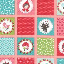 Patchwork Floral Quilting Craft Fabrics