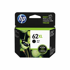 Originales Hp 62XL Negro Tinta Para Envy 5640 7640 Officejet 5740/42/44 (C2P05AE)