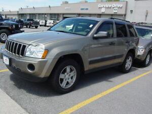 Jeep Grand Cherokee 2005 - 2010 Wind Deflectors Tape-on 2014 - 2018