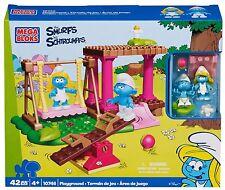Mega Bloks 10746 Schlümpfe Spieplatz Schlumpfine Smurfs Playground