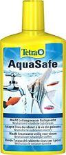 Conditionneur D'eau Aquasafe 500 ml Tetra pour Aquarium