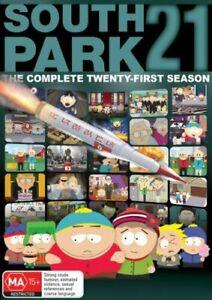 South Park : Season 21 : NEW DVD