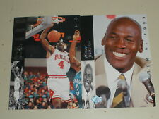 1993-94 Upper Deck Michael Jordan Johnny Kilroy 2 Card Lot