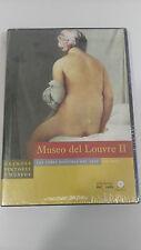 MUSEO DEL LOUVRE II LAS OBRAS MAESTRAS DEL ARTE CD-ROM ESPAÑOL