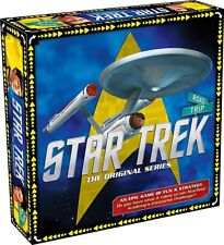 Star Trek Road Trip Original Series Board Game  (nm)