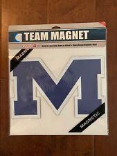 """Mississippi Rebels 12"""" Vinyl Magnet Car Fridge Boat Van Cabinet"""
