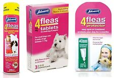 JOHNSON'S Dog Flea & Tick Remedies