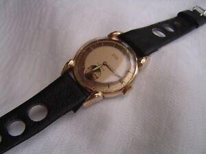 """Antike  Ancre H.-Uhr, Fuchsohren,Form Werk, Hau """"Vintage"""""""