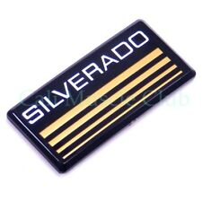 Chevy Suburban Cab emblem NEW 1pc Silverado badge roof pillar 88 89 90 91 C/K