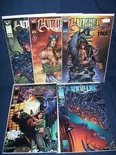Witchblade #18, #20, #22-#24 Image Comics NM with Bag and Board
