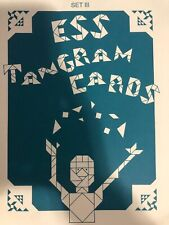 ESS Tangram Cards: Set 3: Elementary Science Study Materials: 77 Project Ideas