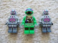 LEGO Teenage Mutant Ninja Turtles TMNT - Donatello Scuba Gear & The Kraang