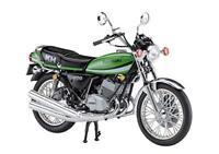 Hasegawa 1/12 bike series Kawasaki KH400-A7 Plastic model BK6