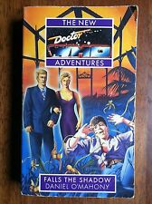 DOCTOR WHO THE NEW ADVENTURES Falls The Shadow 1st 1994 Daniel O'Mahony L@@K!!!