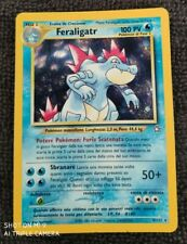 Feraligatr 4/111 Holo Rare Pokemon Card Neo Genesis Mint Condition