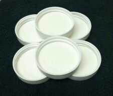 """Replacement Water Bottle Caps 3 & 5 Gallon 53mm ( 2.1/8"""" ) HD USA ( Bag of 5 )"""