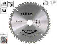 Hard Metal Circular Saw Blade 130 X 16 mm 24 Tooth