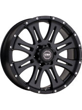 CSA WHEEL 16X8 RAPTOR (LARGE CAP) SATIN BLACK (PCD:6X139.7  OFFSET:P25)