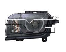 TYC NSF Left Side HID Headlight Assy For Chevrolet Camaro 2010-2013 Models