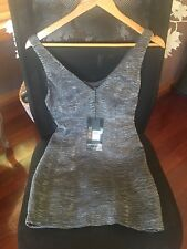 Seduce Dress Mecury RRP $139 NWT Size 8