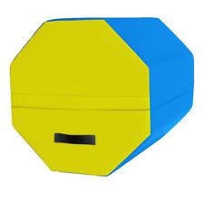 Gymnastics Octagon Tumbler Skill Shape Trainer Tumbler Tumble Mat Pad Octagon