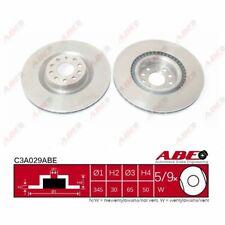 Bremsscheibe, 1 Stück ABE C3A029ABE