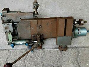 Support-Tisch für Benzinger Uhren, Ringe Dreh-Bank-Maschine Diamantier-Drehbank