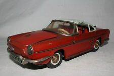 Gama Toys, Renault Floride Tin Friction Car, Original