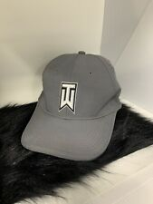 Tiger Woods Gray adjustable Hat