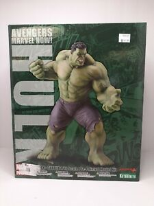 KOTOBUKIYA Marvel Now! Avengers HULK ArtFX+ Statue 1/10 Scale