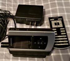 Samsung Xm Radio Handheld Satellite Radio Yx-M1