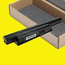 6-Cell N.I.P. Battery for Sony Vaio VPCCA23FX/L VPCCA25FX VPCCA25FX/W VPCCA27FX