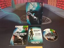CALL OF DUTY BLACK OPS STEELBOOK EDITION XBOX 360 COMBINED SHIPPING