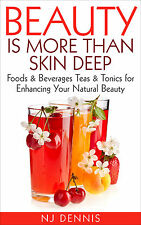 NATURAL BEAUTY FOODS & SMOOTHIE RECIPES eBOOK JUICING to ENHANCE NATURAL BEAUTY