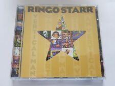 RINGO STARR VERTICAL MAN  CD 1998 Beatles