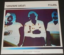 "TANGERINE DREAM Poland UK 2-LP ""RSD Ltd Run - ONLY 700 Pressings"" 2xLP, clear"