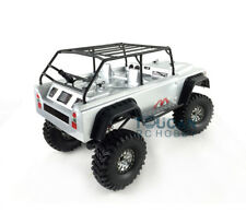 KYX Rock Crawler CNC Simulation SCX10 RC Cars Shell Modified Upgraded Parts