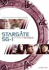 Stargate SG 1 Season 8 Giftset 0027616152565 With Michael Shanks DVD Region 1