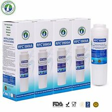 OnePurify RFC0900A UKF8001 Filter 4 9006 4396395 Compatible Water Filter 4 Pack