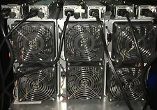 Set of 2 Avalon 6 ASIC Bitcoin Miner 7.4 Th/s w PSUs, Raspberry Pie And Cables