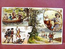 Victorian Coffee & Tea Trade Cards