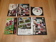 FIFA 06 2006 DE EA SPORTS PARA PC EN MUY BUEN ESTADO