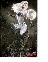 White Widow #3 - Natali Sanders NYCC EDITION NM+ 9.6/9.8 Unread Tyndall